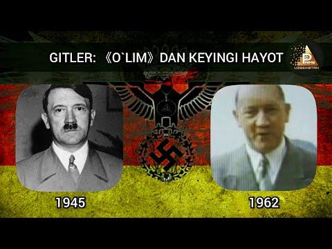 Adolf Gitler:  «O'lim»dan keyingi hayot (1-qism)