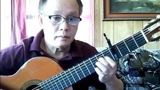 Ngày Đó (Jo Marcel) - Guitar Cover by Hoàng Bảo Tuấn