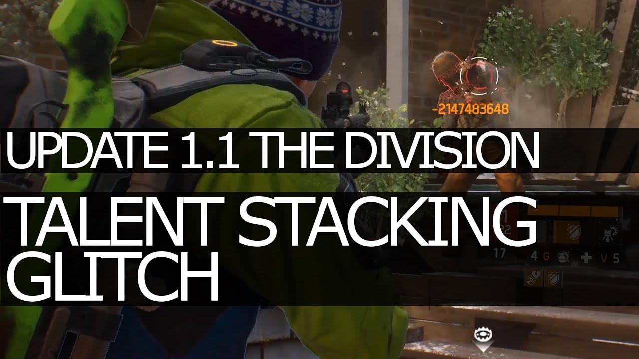 the division talente