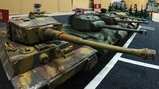 Танковый Бой на Радиоуправлении...Марафон Командных Боёв(Танковый бой на радиоуправляемых танках Марафон командных боёв и награждение самых результативных игроко..., 2017-01-22T07:11:07.000Z)