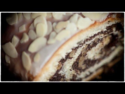 Poppy Seed Roll - Makowiec - Christmas Menu Recipe #61