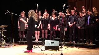 Lace Skull - Hiatus Kaiyote - McGill Jazz Choir