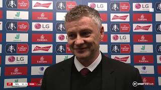 Solskjaer: We played the way football should be played