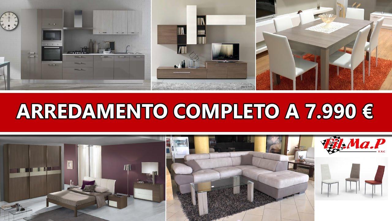 Spot Filmap Arredamento - OFFERTA ARREDAMENTO COMPLETO - - YouTube