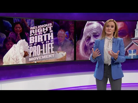 The Religious Right: Part Two | Full Frontal with Samantha Bee