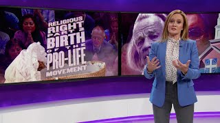 The Religious Right: Part Two | Full Frontal with Samantha Bee | TBS