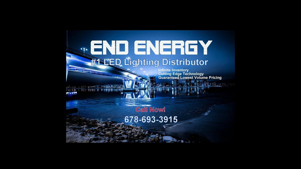 End Energy Led Lighting Masterpiece
