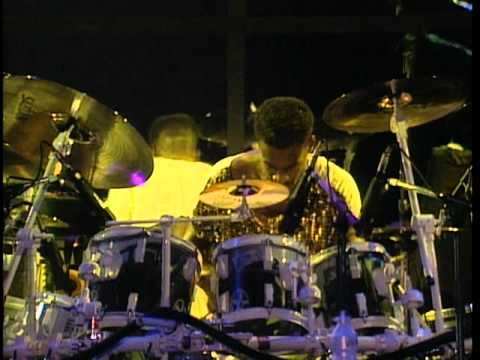 Sonny Emory Funk Drum Solo