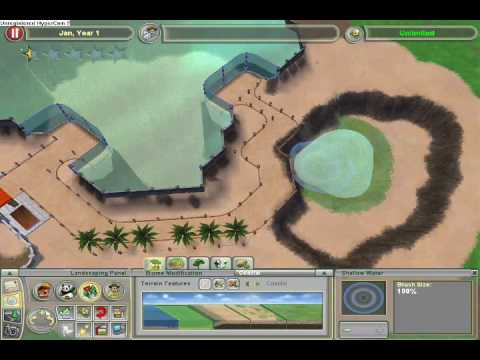 Zoo Tycoon 2 Marine Tutorials | Coastal Exhibit