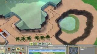 Zoo Tycoon 2 Marine Tutorials | Coastal Exhibit
