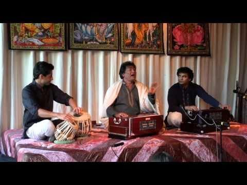 Ustad Imtiaz Ali Khan & Shazad Ali Khan