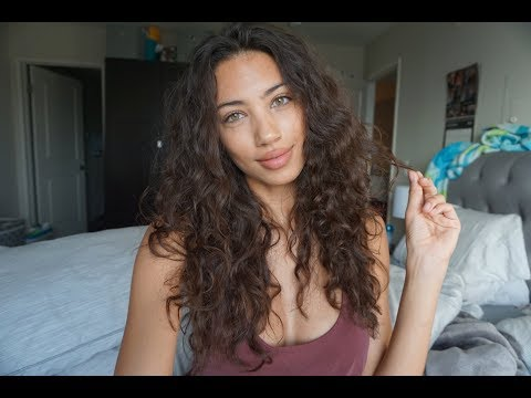 Curly Hair Routine | My Favorite Products