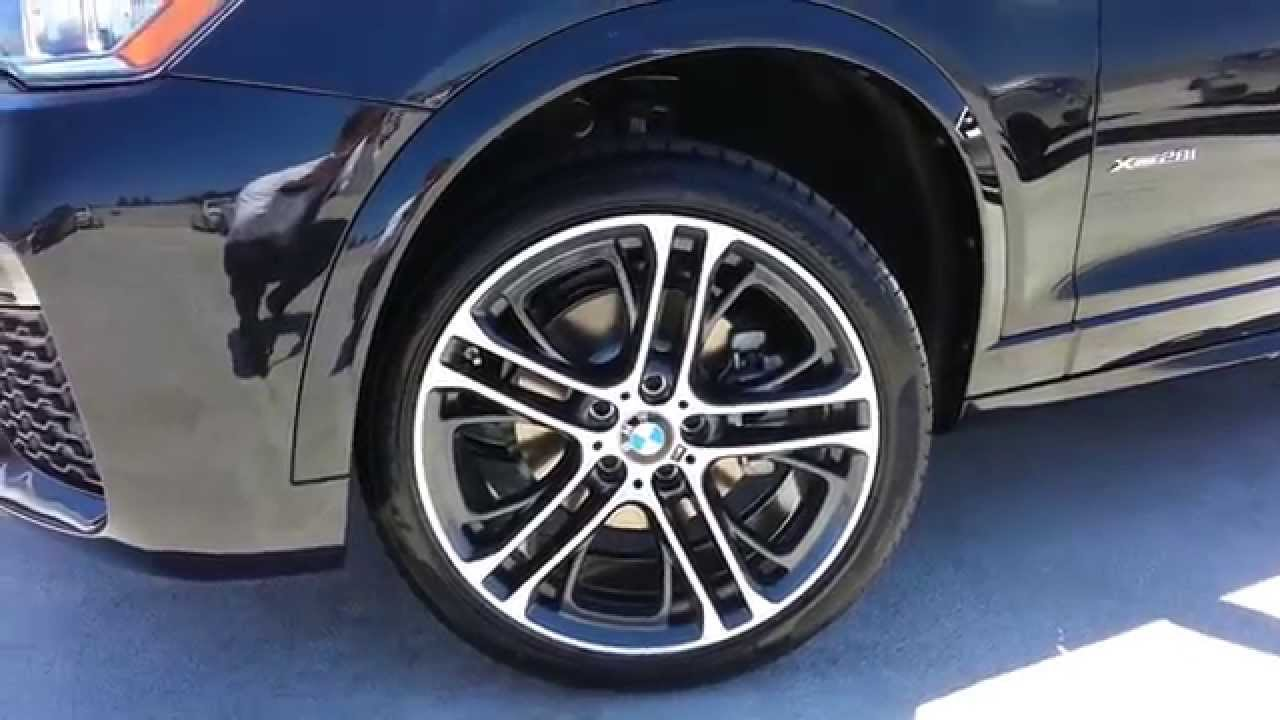 New Bmw X3 28i M Sport 20 Inch Wheels Car Review Youtube