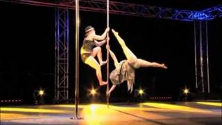 Enchanted - IPDFA International Pole Championship Doubles entry