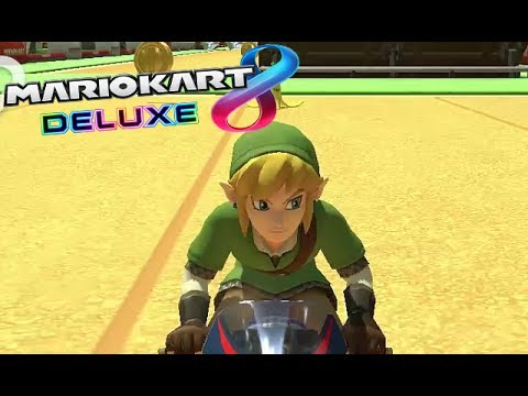 Mario Kart 8 Deluxe - Its A Red Turtle Shell... Again. [Nintendo Switch]