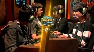 Blizzcon WoW Championship: Skill Capped EU vs Push Push