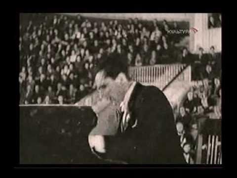 Konstantin Igumnov, Yakov Flier, Moscow Conservatory, 1940s...