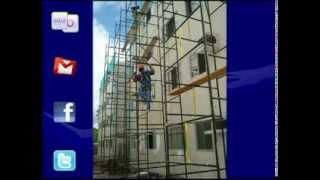 Vídeo Aula 33 NR 18 18 15 Andaimes e Plataformas de Trabalho 1