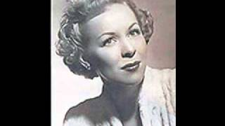 Evelyn Knight - Dance With A Dolly (1944) Video