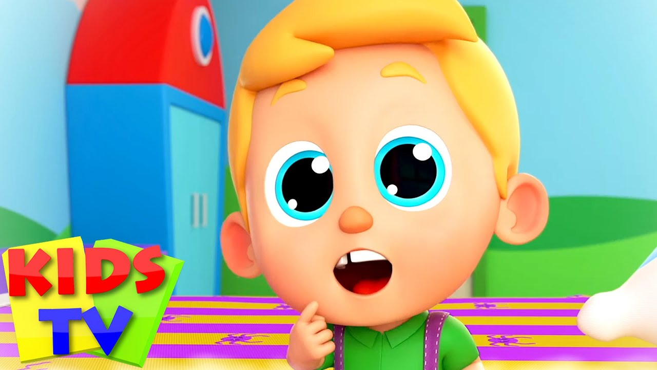 Loose Tooth Song | Wobbly Tooth | My Tooth is Loose + More Kids Songs & Nursery Rhymes - Kids Tv