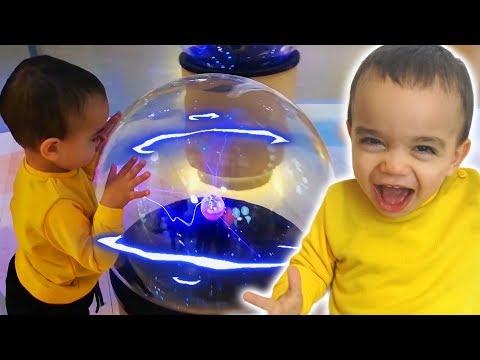 Eğlenceli Bilim Merkezi -Eğlenceli Çocuk Videosu YED SHOW