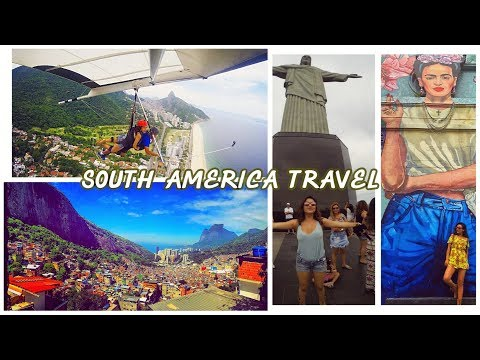 TRAVEL VLOG: SOUTH AMERICA BRAZIL AND ARGENTINA HIGHLIGHTS