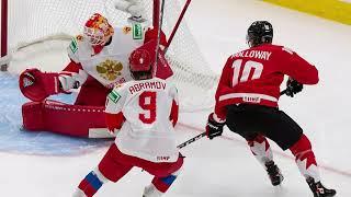 Сборная России разгромно проиграла Канаде в полуфинале МЧМ по хоккею