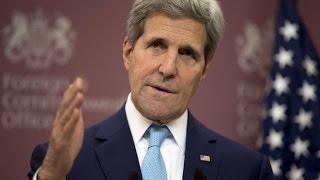 كيري: لا جدوى لمزيد من المفاوضات مع روسيا حول سوريا