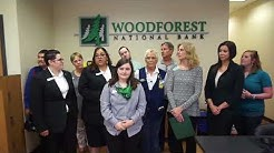 Woodforest National Bank Ribbon Cutting