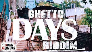 Zagga - Think It Easy [Ghetto Days Riddim] June 2018