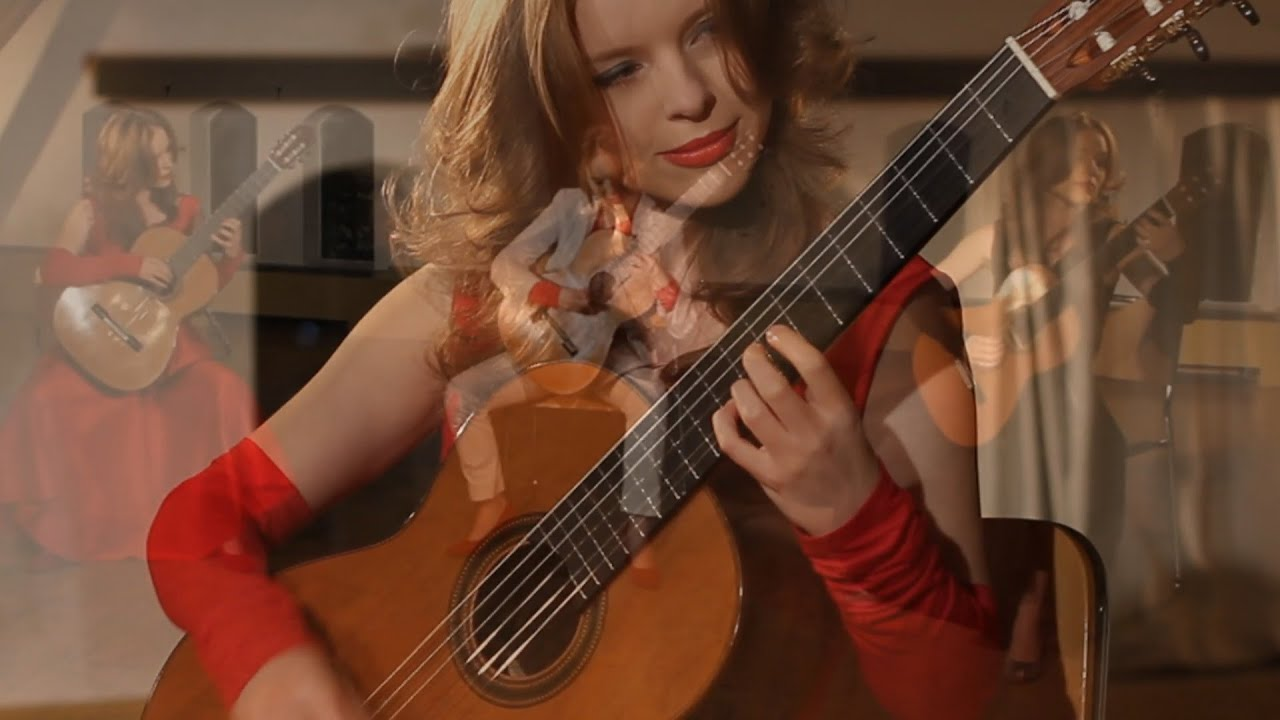 Tatyana Ryzhkova presents Libertango by Tatyana's Guitar Quartet
