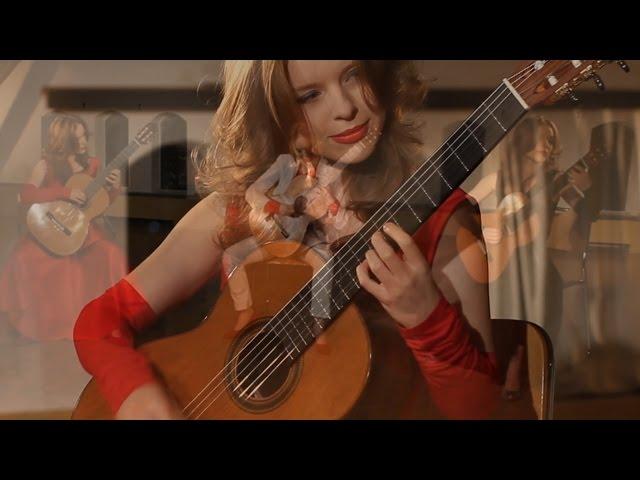 Libertango by Tatyanas Guitar Quartet