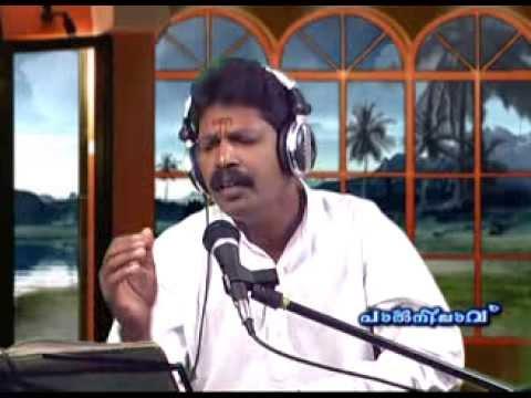 Ente Swapnathin Thamara / Palnilavu Singer Santhosh V