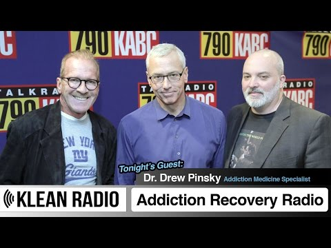 Dr. Drew w Pat O'Brien on KLEAN Radio VIDEO PODCAST 11222014