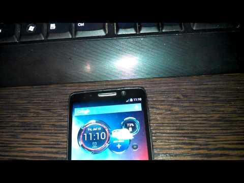 Motorola droid Mini LCD problem