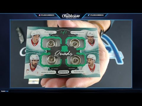 2016-17 The Cup, Premier, 2017-18 Ice & Platinum Hockey Group Break #3023