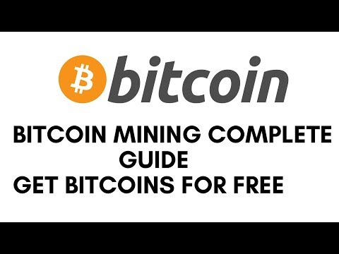 How to Mine BITCOIN | Get BITCOINS for FREE !