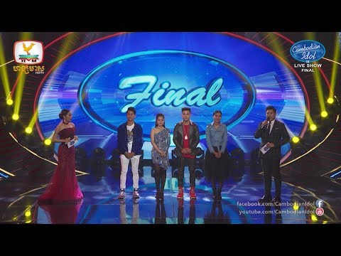 Cambodian Idol Season 3 Live Show Final | 1st Stage Result