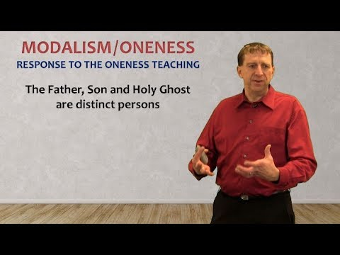 "Oneness Pentecostalism (""Jesus Only""): Part 2"