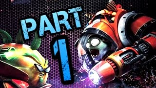 Plants vs. Zombies: Garden Warfare 2 PART 1 BOSS (FULL GAME) [PC/PS4/XB1]