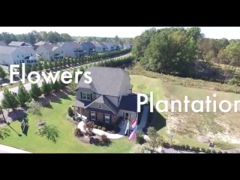 Flowers Plantation- New Homes in Raleigh, NC- Eastwood Homes