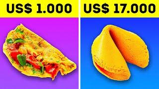 As 40 coisas mais caras do mundo