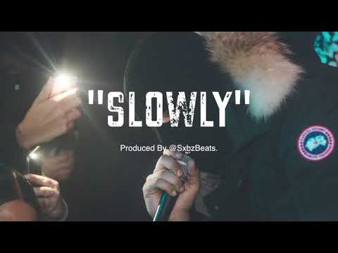 "M Huncho X Young Adz [UK Trap Type Beat]   ""Slowly"" (Prod. @SxbzBeats.)"