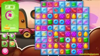 Candy Crush Jelly Saga Level 392 (3 star, No boosters)
