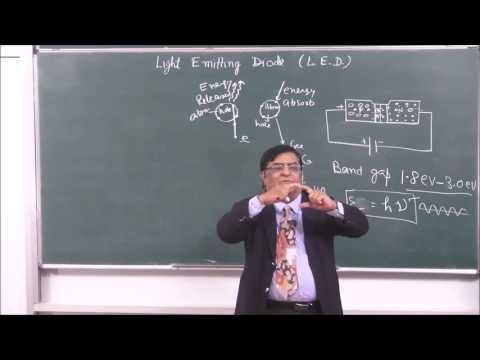 PHY-XII-14-10-LED (2016) Pradeep Kshetrapal Physics channel