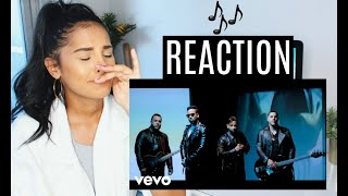 Aventura - Inmortal (Official Video) | REACTION