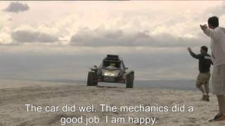 Dakar 2016: Stage 12 highlights Tim Coronel; trying to win T3.2 class