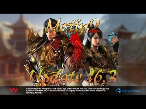 Metin2 - Update 16.3 - Karty příšer
