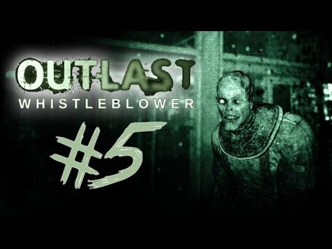 MOST DISTURBING SCENE EVER!! | Outlast Whistleblower DLC - Part 5