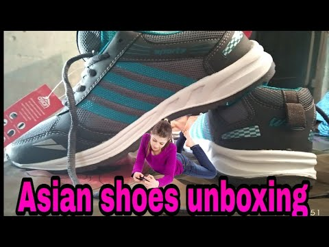 Asian shoes unboxing only (Rs)